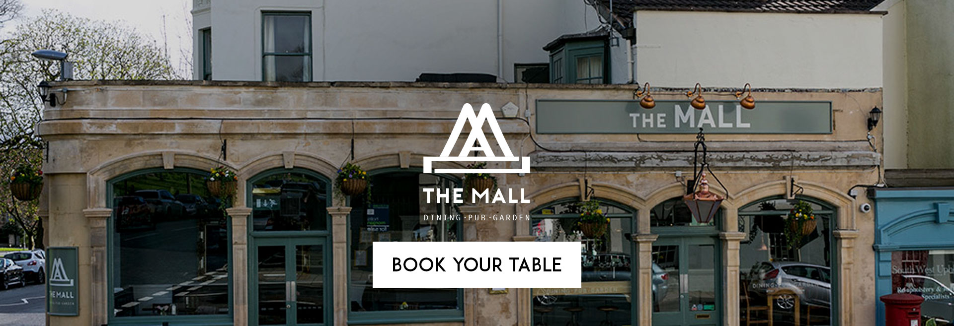 Book Your Table at The Mall